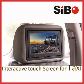 China 9-10 Inch Touch Screens For Taxi Advertisement Operation Update Advertising Remotely factory