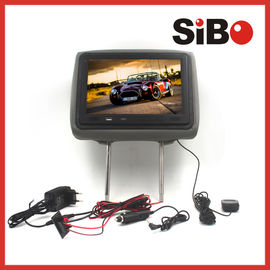 China Taxi Headrest Media Advertising Screen factory