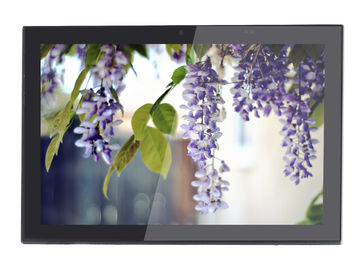 "China 10"" Android rooted Touch Panel PC with wall mount, POE, RS485 for Industrial Controller factory"