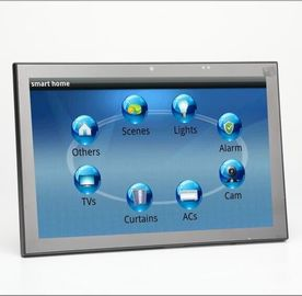 China Onwall mountable 10 inch touch screen tablet with speaker tunnel POE for SIP intercom factory