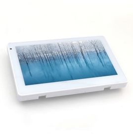 China Wall mountable Touch Monitors Panel with POE and Temperature & Humidity sensor factory