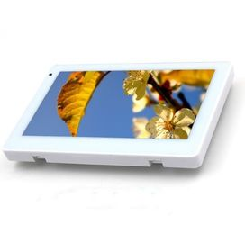 China Wall mounting Android Touch Screen pc With PoE and NFC reader for Access control Management factory