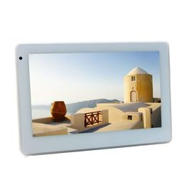 China 7 Inch In-Wall Android 6.0 PoE Tablet For Controlling Multiroom Sonos audio system factory