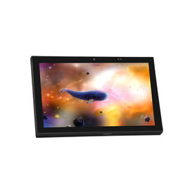 "China 10"" Android 6.0.1 system Touch Screen Panel PC with front NFC reader, RS485, POE RJ45 factory"