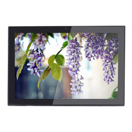 "China 10"" Touch Screen Panel PC with front NFC reader, RS485 for Smart time attendance factory"