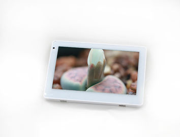 7 Inch Android Surface Wall Mounted Tablet PC POE Power For Home Automation