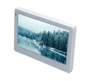 China 10.1 Inch POE WIFI SIP Intercom Tablet With Inwall Bracket For Controlling Smart House factory