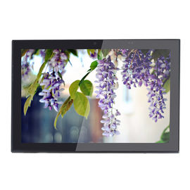 Wall Mounted 10 Inch Android POE Touch Tablet With RS232 RS458 GPIO For Industrial Control