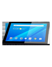 10'' Wall Mounted POE Touch Tablet With LED Light And NFC Reader For Meeting Room Reservation