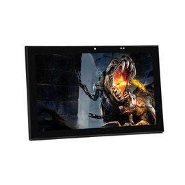 10 Inch Android POE Touch Wall Moutned Tablet With RS232 RS485 For Security Control
