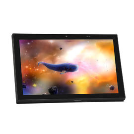 10 Inch Android POE Touch Wall Mounted Tablet With LED Light Bar For Meeting Room Booking