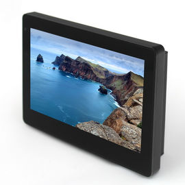 SIBO 10 Inch Wall Mounted Touch Tablet With IPS Screen RS232 RS485 GPIO For Security Control